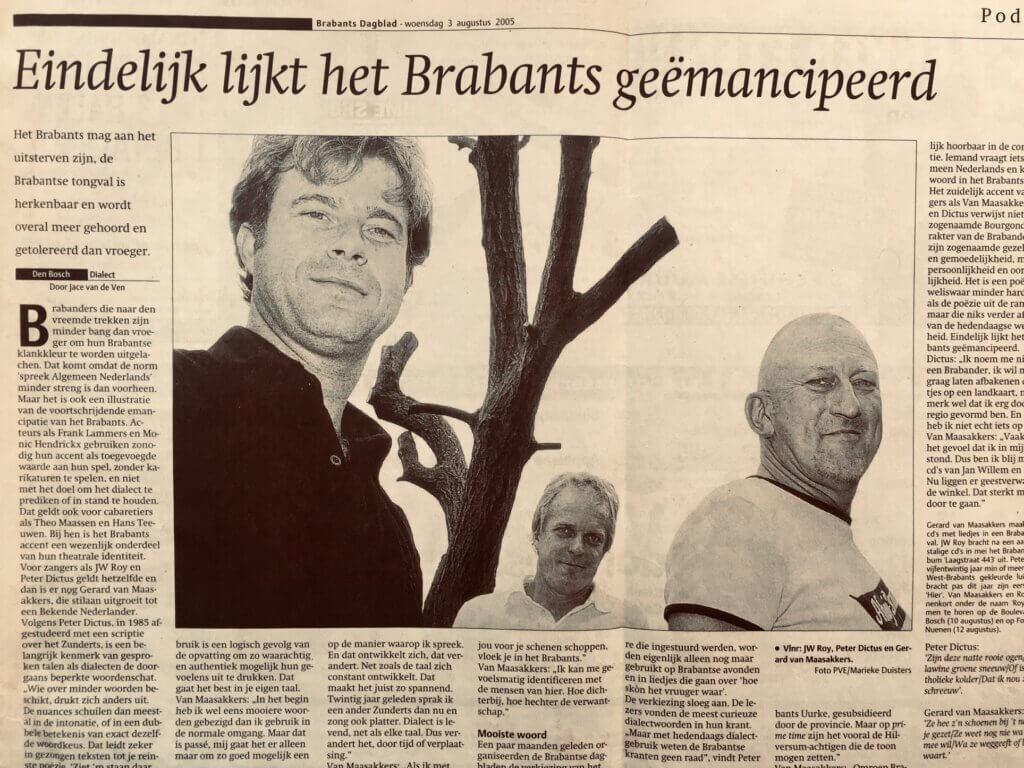 Brabants geemancipeerd