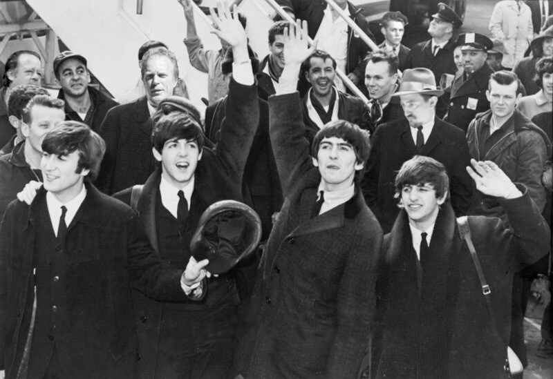 the Beatles in Brabant